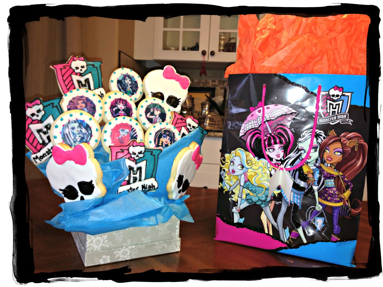 Monster High Party Invitations Printable is awesome invitation example