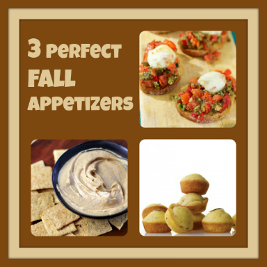 fall appetizer ideas
