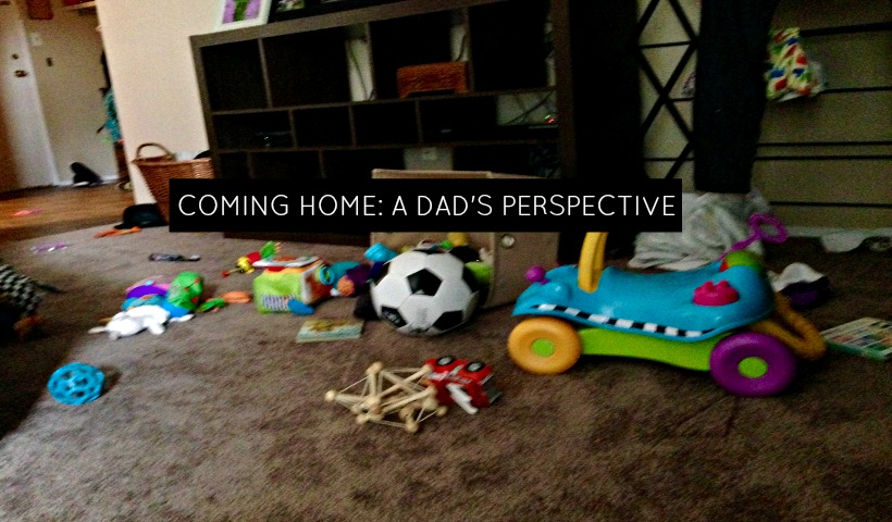 Coming Home: A Dad's Perspective