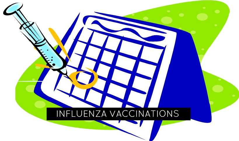 Influenza Vaccination Clinic Locations