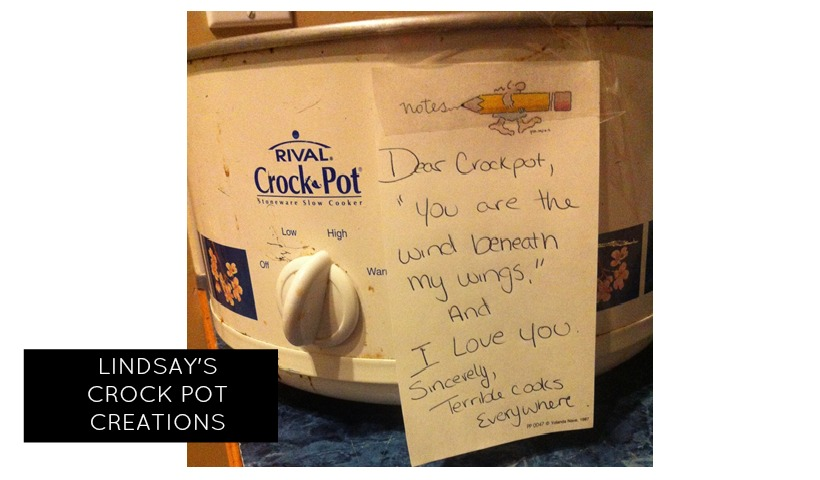 Lindsay's Crock Pot Creations