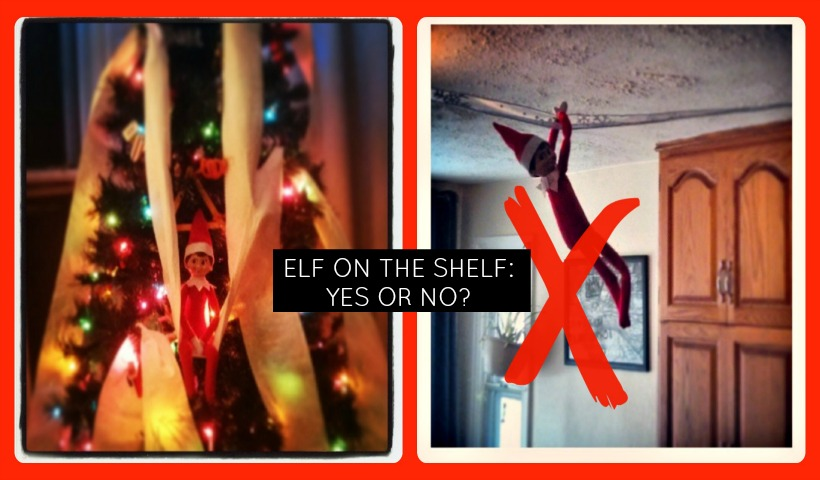 Top 5 reasons For and Against the Elf on the  Shelf