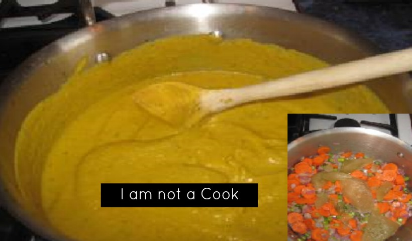 Food Friday: I am not a cook
