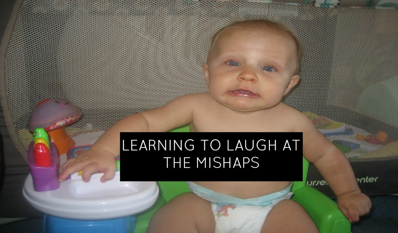 #TBT Learning to Laugh at the Mishaps