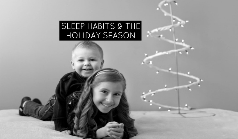 Maintaining Healthy Sleep Habits Through the Holiday Season
