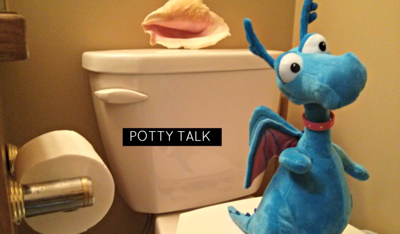 Potty Talk: My kids' mouth is disgusting!