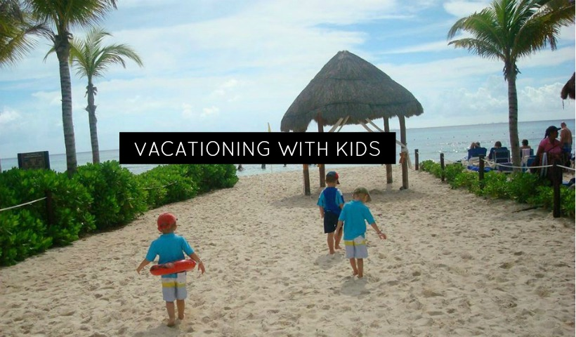 Vacationing With or For Kids?