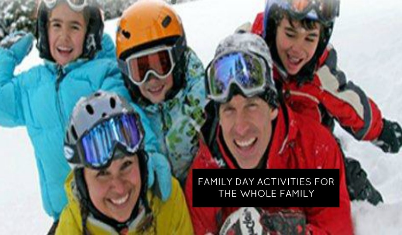 Family Day Weekend Activities in Central Alberta