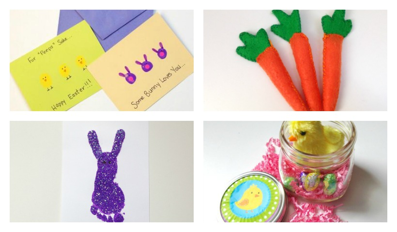 Easter Crafts Roundup